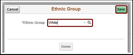 Ethnic Group lookup icon