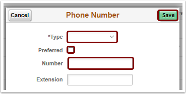 add phone number pagelet