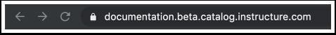 Access Beta Environment