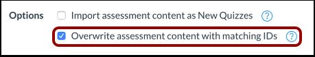 Inhoud beoordeling overschrijven