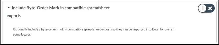 Include Byte-Order Mark in Gradebook Exports