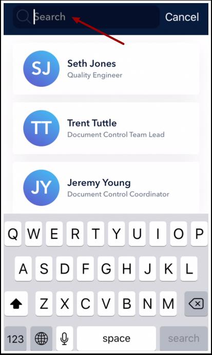 View Organization Directory