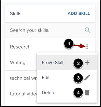 Edit Skill