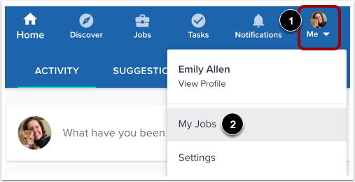 Open My Jobs