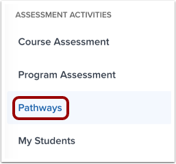 Open Pathways
