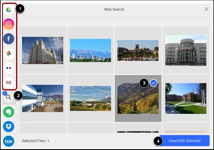 Select Photo