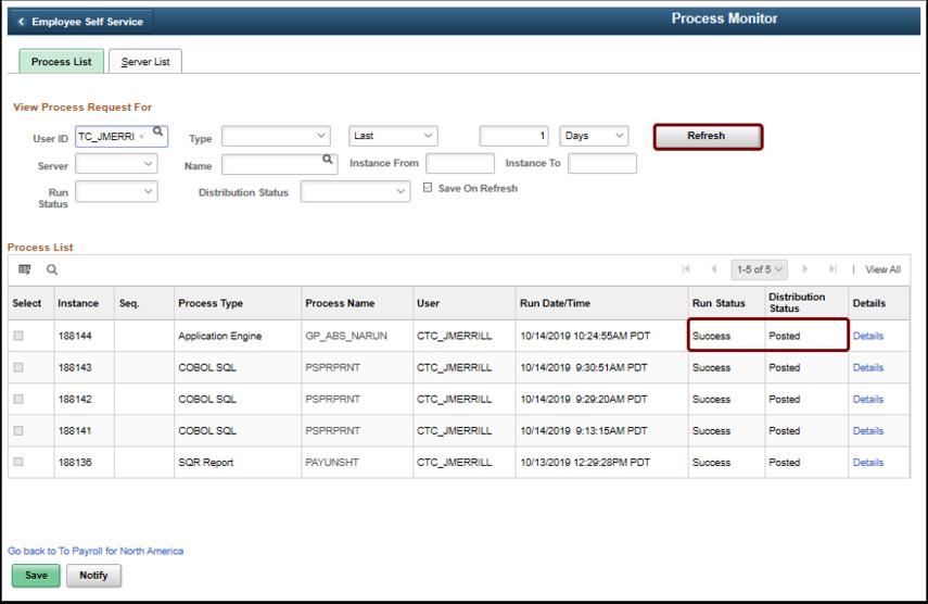 process monitor page