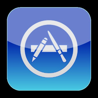 Open App Store from your Apple device.