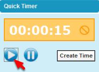 Running Timer