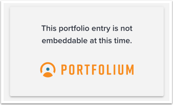 View Embed Error