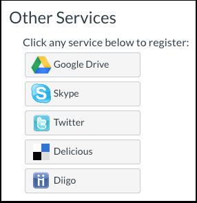 Se connecter aux Services Web
