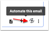 Automate this email