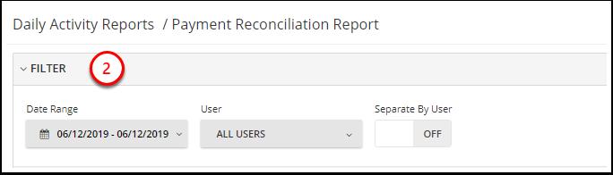 DEMO - Karina's Hostel - Payment Reconciliation Report - Google Chrome