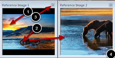 Working With a Reference Image