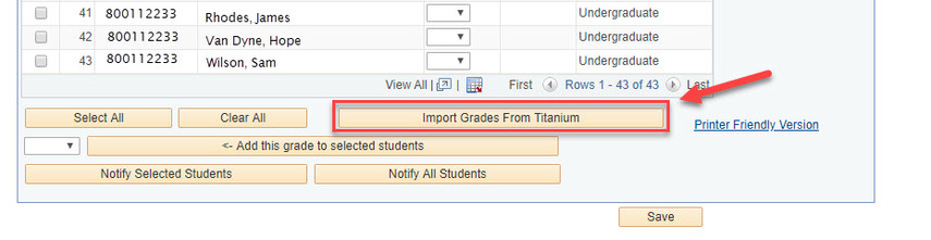 Import Grades From Titanium Button