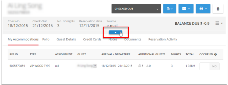 Where do I find custom fields in the guest or reservation overview? – myfrontdesk - Google Chrome