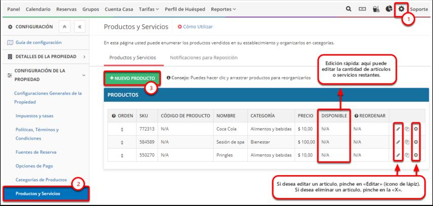 DEMO - Colombian Highlands - Productos y Servicios - Google Chrome