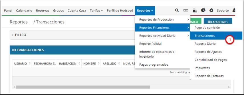DEMO - Colombian Highlands - Transacciones - Google Chrome