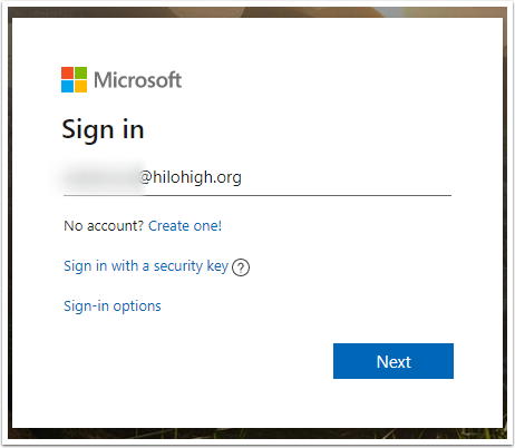 Sign in to your Microsoft account - Google Chrome
