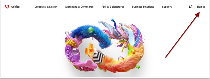 Adobe: Creative, marketing and document management solutions - Google Chrome