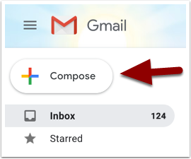 Compose email button