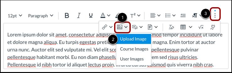 Open Image Upload Tool