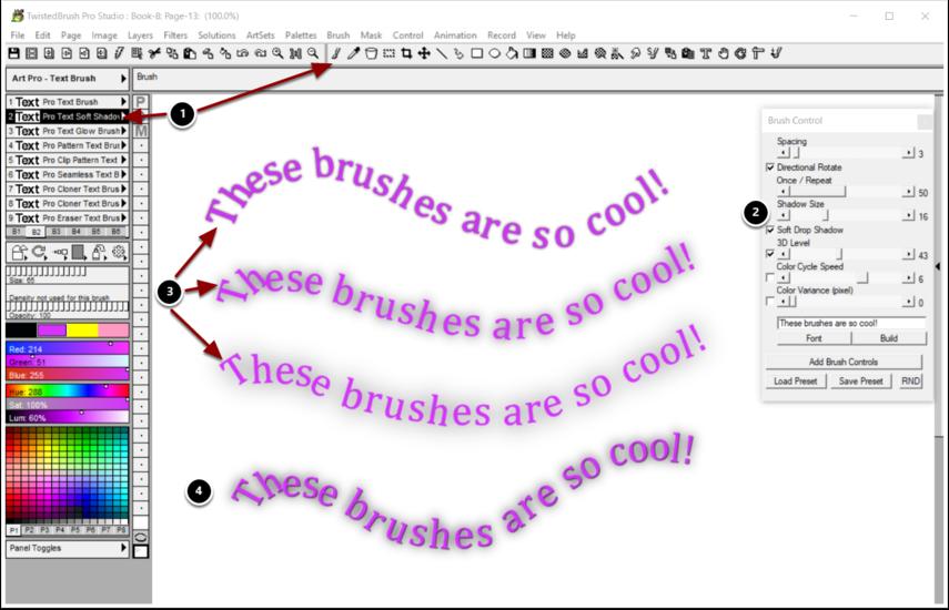 Brush Control
