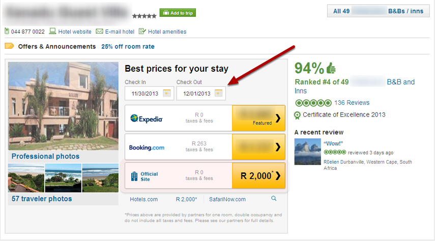 Your TripAdvisor Property Page WITH TripConnect