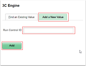 3 C Engine Add a New Value tab
