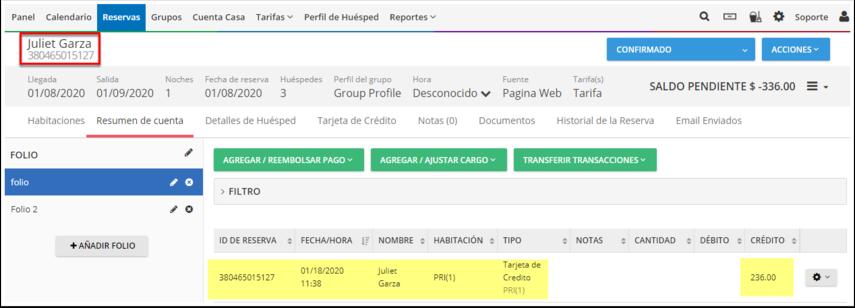 RB Hotel - Reservas - Google Chrome
