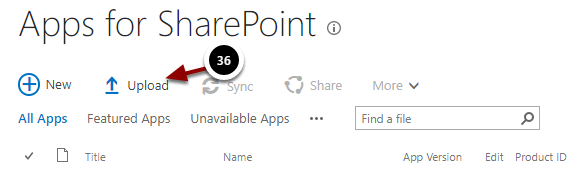 Apps for SharePoint - All Apps - Google Chrome
