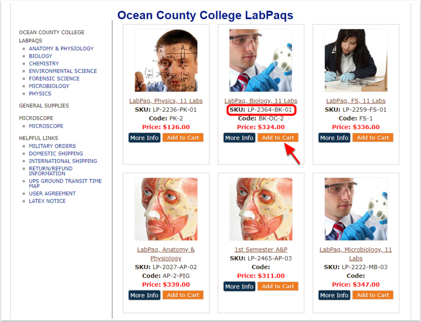 Hands-On Labs, Inc.: LabPaq - Google Chrome