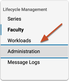 Lifecycle Management - Interfolio