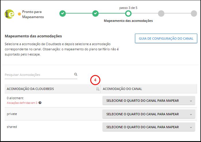 integration - Gerenciar - Myallocator (Distribuição) - Configuração do Canal - Google Chrome