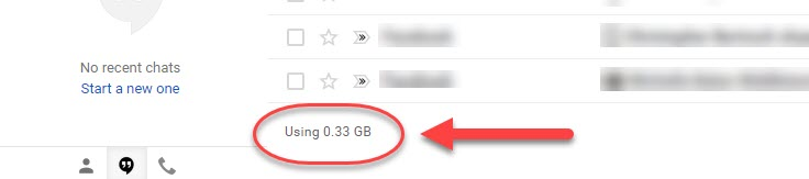 gmail file size enlarged