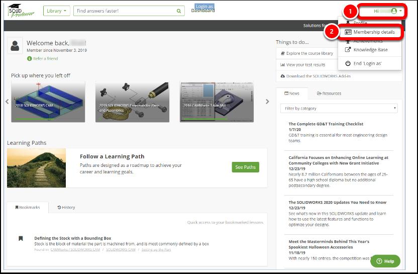 SolidProfessor LMS - Google Chrome