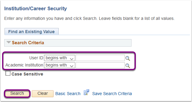 Define User Preferences in FSCM | PeopleSoft Security | ctcLink Reference Center - Mozilla Firefox