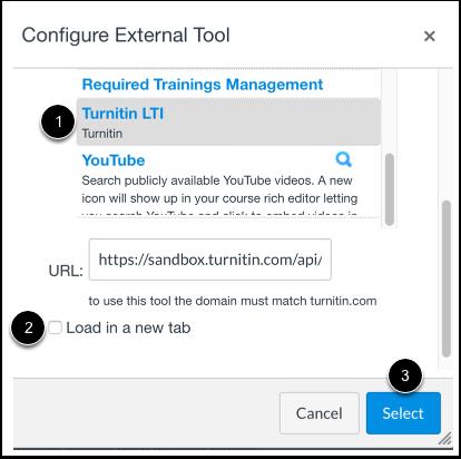 Konfigurera externt verktyg