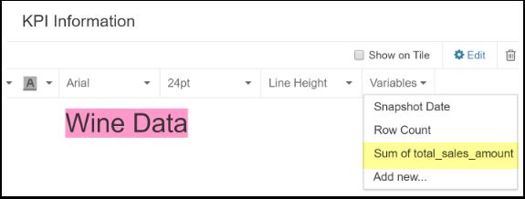 Report Editor - Google Chrome