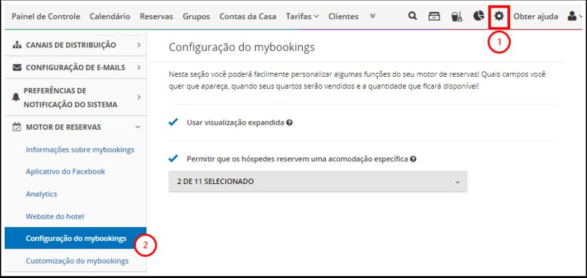 DEMO - Beach Life Testing - Configuração do mybookings - Google Chrome