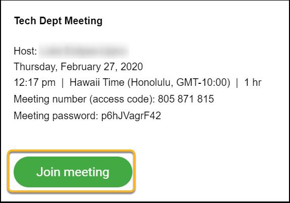 Join Webex meeting in progress: Tech Dept Meeting - theluke@viking.k12.hi.us - Hilo High School Mail - Google Chrome