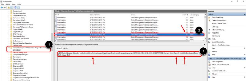 Troubleshooting Windows 10 profiles.