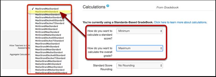 Aggregate Calculations