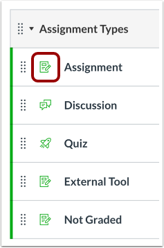 Find Assignments