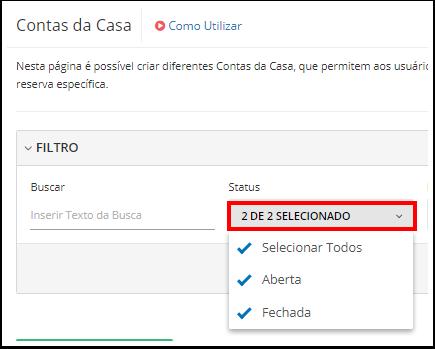 DEMO - Beach Life Testing - Contas da Casa - Google Chrome