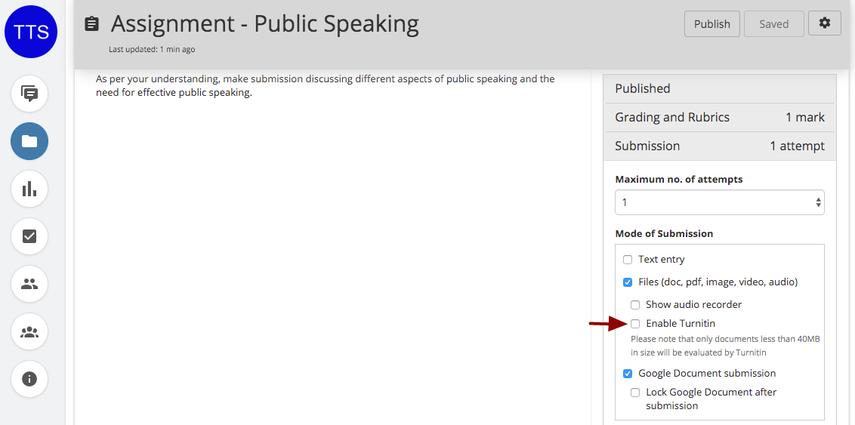 (33) Assignment - Public Speaking   Teamie at UWC