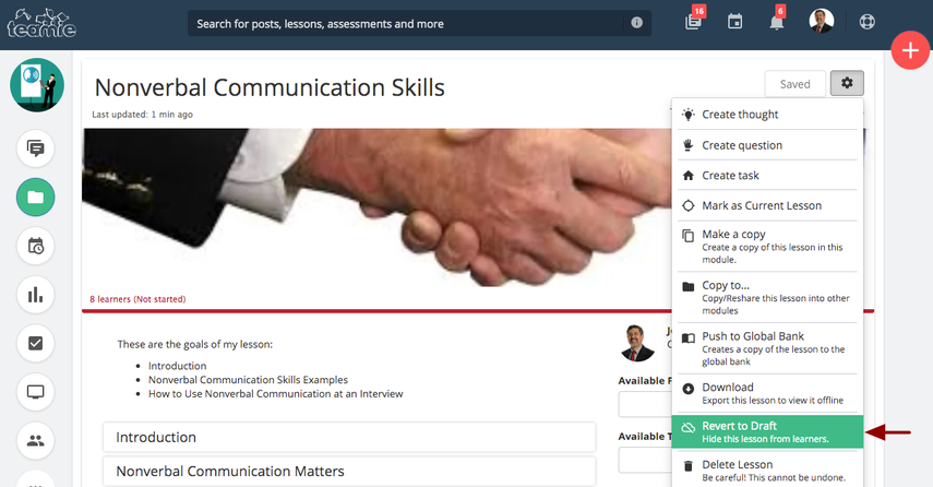 (6) Nonverbal Communication Skills | Training Demo