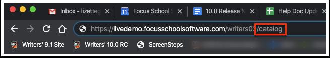 Focus Demo
