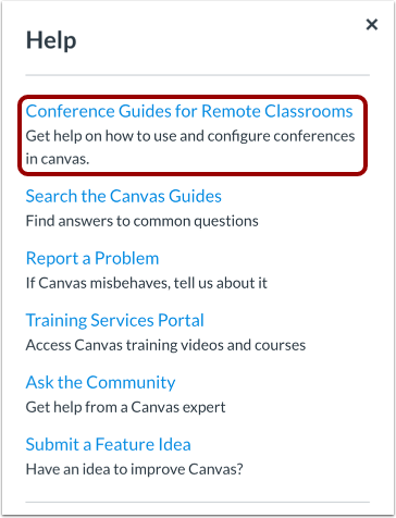 View Web Conferencing Resources