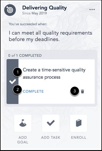 Image of Focus Skill Task card in Focus Skill Builder